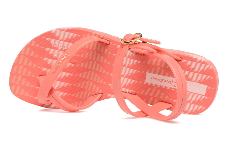Sandales et nu-pieds Ipanema Fashion sandal IV Rose vue gauche