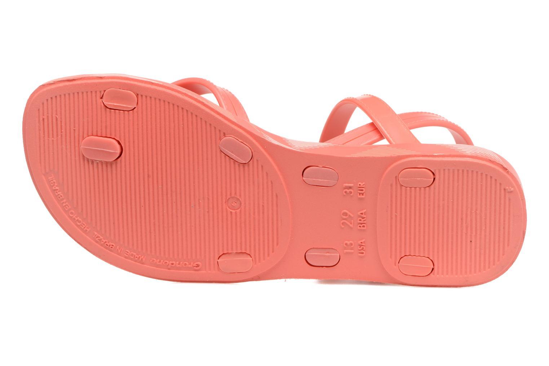 Sandales et nu-pieds Ipanema Fashion sandal IV Rose vue haut