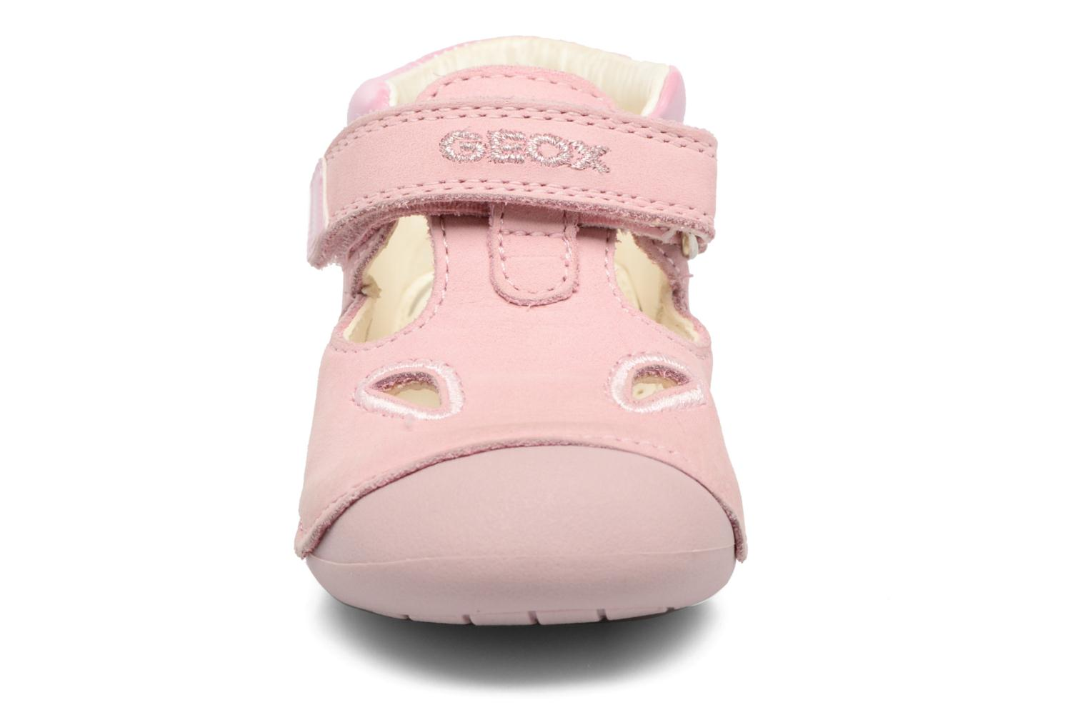 Velcro shoes Geox B Tutim G. A B6240A Pink model view