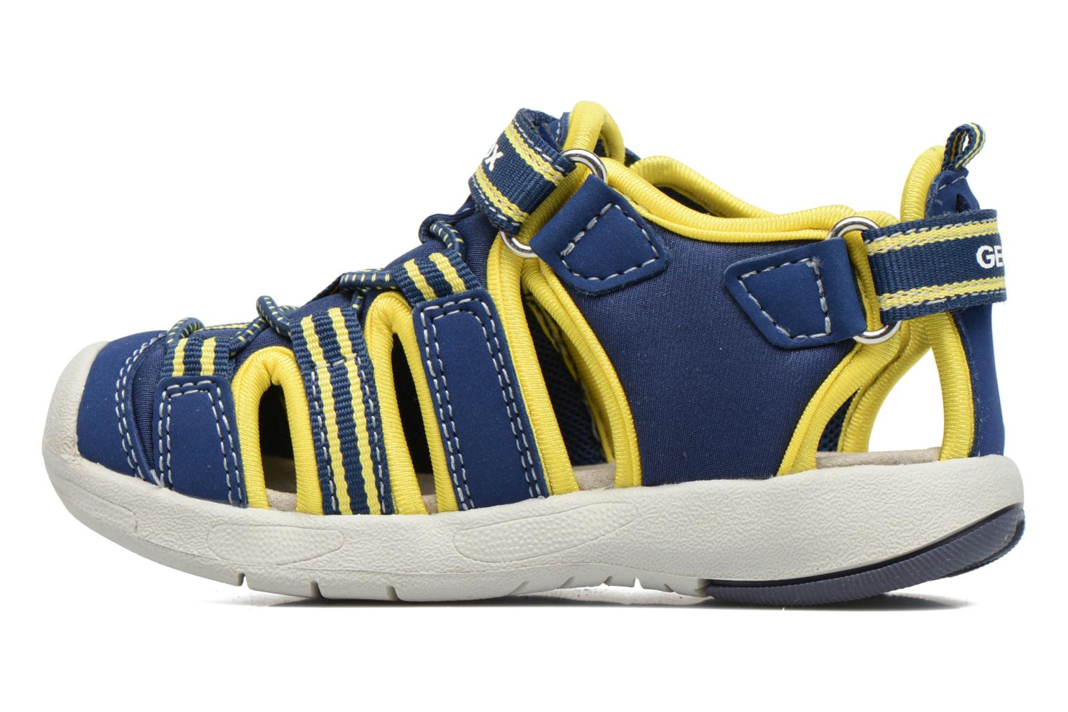 B Sand.Multy B. B B720FB Navy/yellow