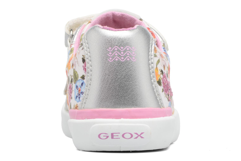 Baskets Geox B Kiwi G.B B72D5B Multicolore vue droite