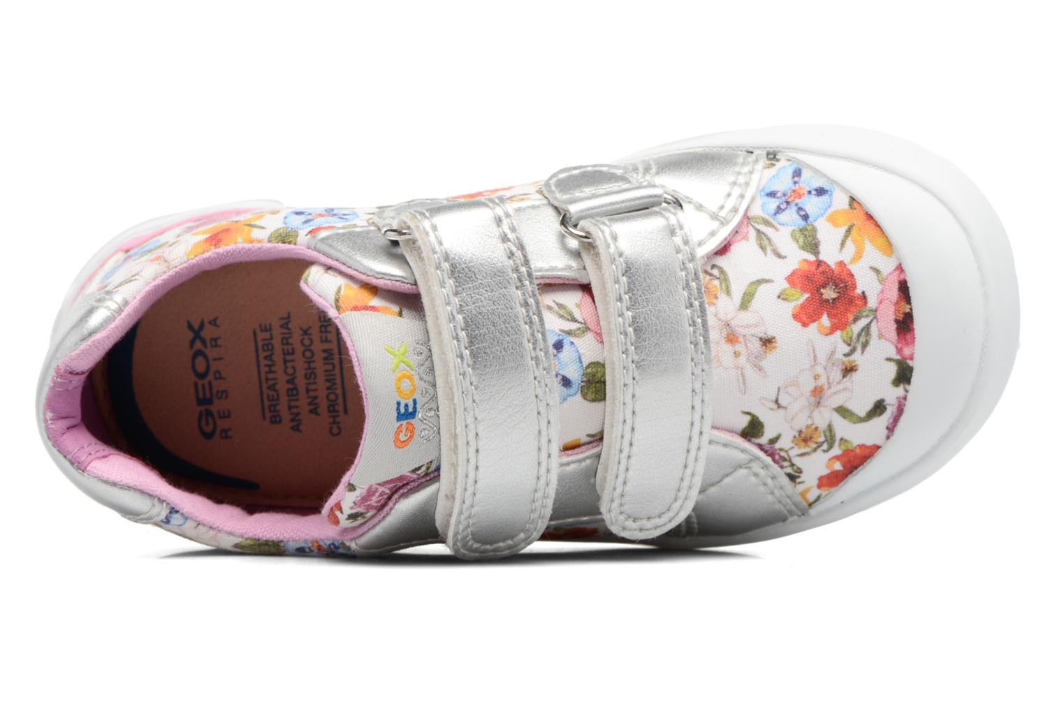 Trainers Geox B Kiwi G.B B72D5B Multicolor view from the left