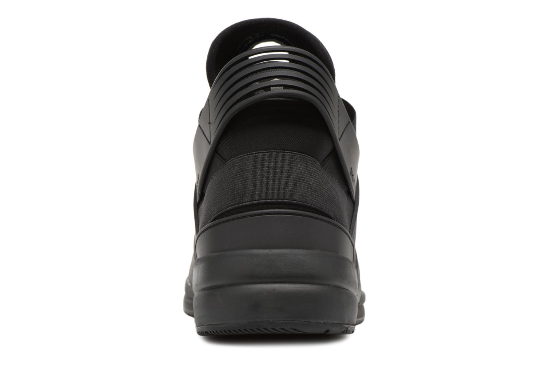 Zapatillas de deporte Supra Skytop V Negro vista lateral derecha