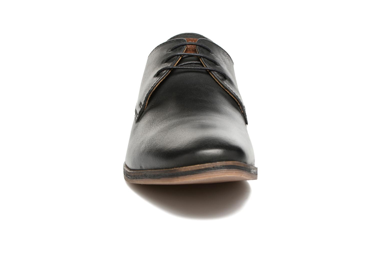 Chaussures à lacets Redskins Lanior 2 Noir vue portées chaussures