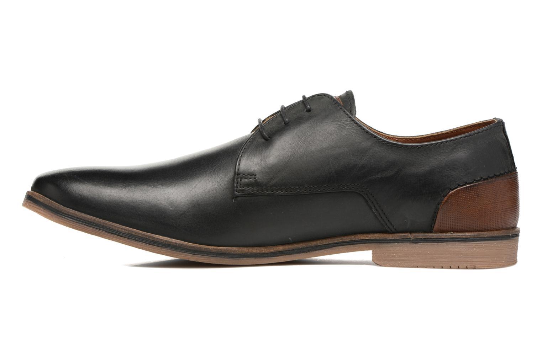 Chaussures à lacets Redskins Lanior 2 Noir vue face