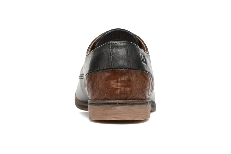 Chaussures à lacets Redskins Lanior 2 Noir vue droite