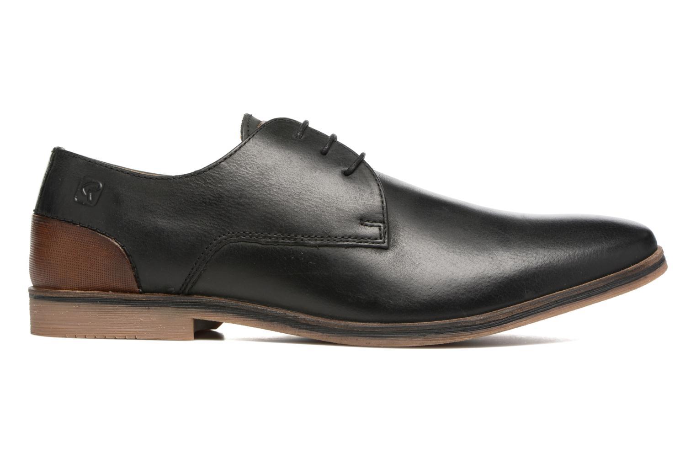 Chaussures à lacets Redskins Lanior 2 Noir vue derrière