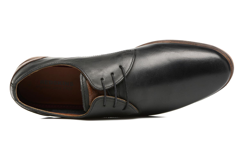 Chaussures à lacets Redskins Lanior 2 Noir vue gauche