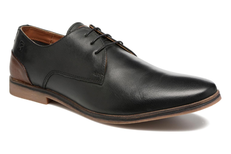 Chaussures à lacets Redskins Lanior 2 Noir vue détail/paire