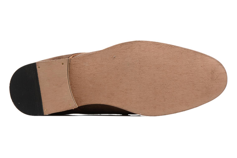 Zapatos con cordones Redskins Nesko Marrón vista de arriba
