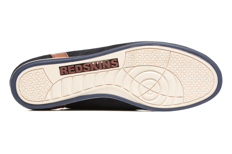 Baskets Redskins Wadden Noir vue haut