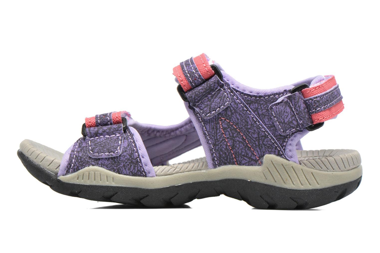 Sandales et nu-pieds Kamik Lobster Violet vue face