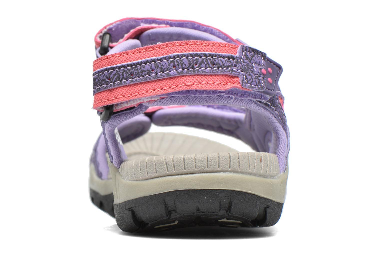 Sandales et nu-pieds Kamik Lobster Violet vue droite