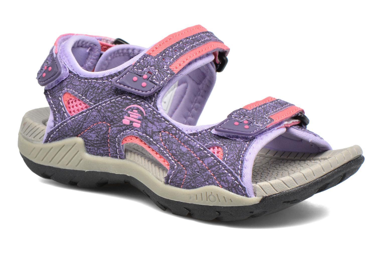 Sandales et nu-pieds Kamik Lobster Violet vue détail/paire