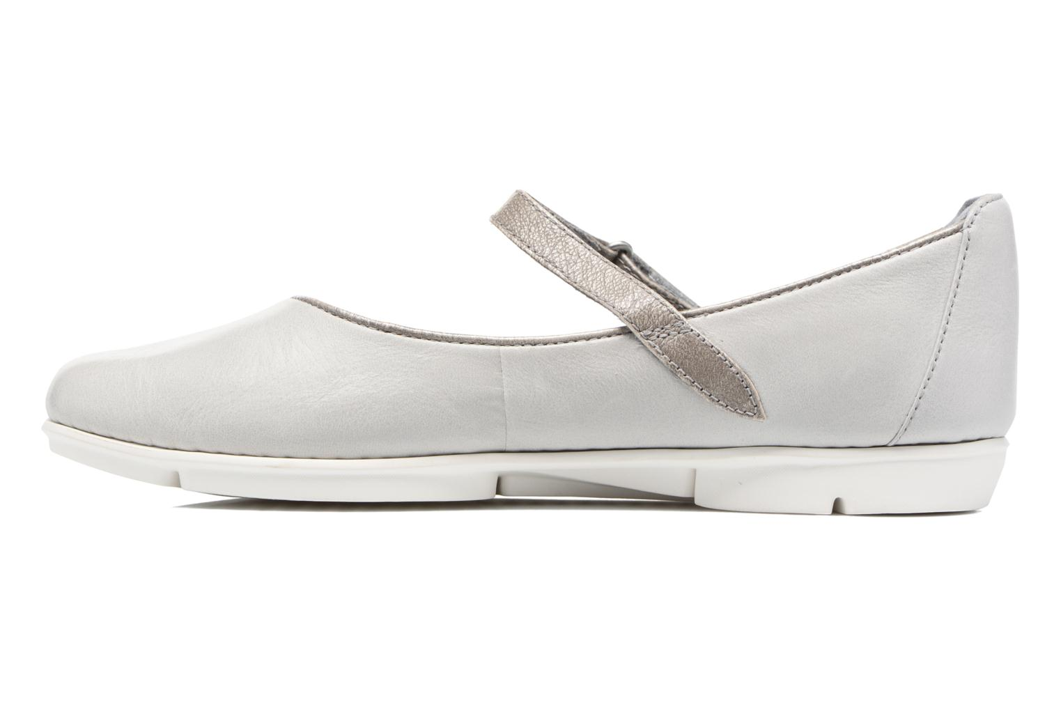 Ballet pumps Clarks Tri Axis Grey front view