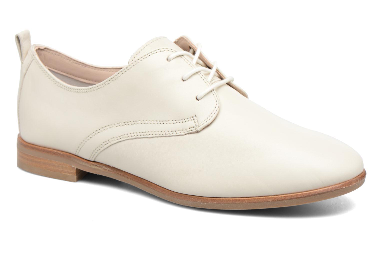 Los zapatos más populares para hombres y mujeres Clarks Alania Posey (Blanco) - Zapatos con cordones en Más cómodo