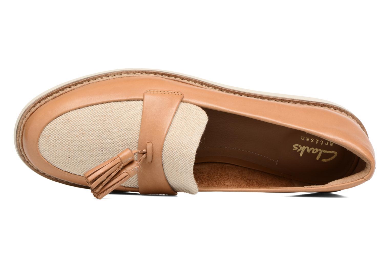 Grandes descuentos últimos zapatos Clarks Glick Castine (Marrón) - Mocasines Descuento