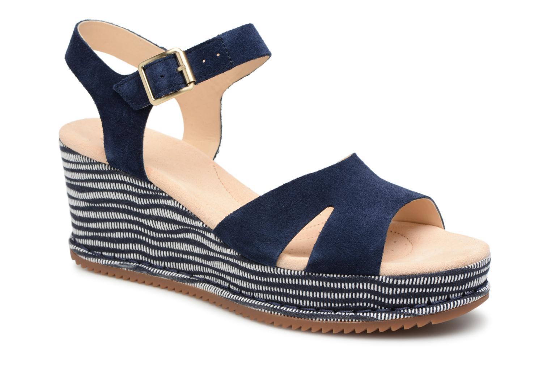 Zapatos promocionales Clarks Akilah Eden (Azul) - Sandalias   Los últimos zapatos de descuento para hombres y mujeres