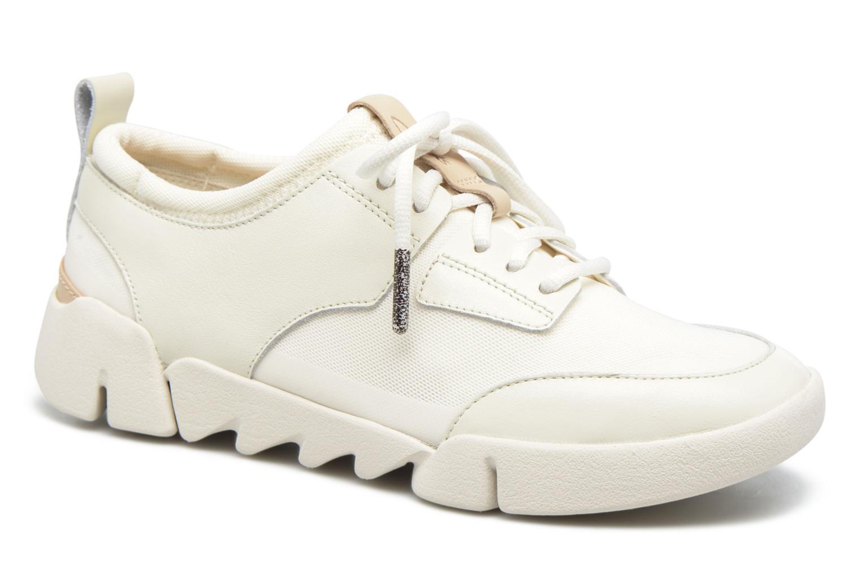 Sneaker Clarks Tri Soul weiß detaillierte ansicht/modell
