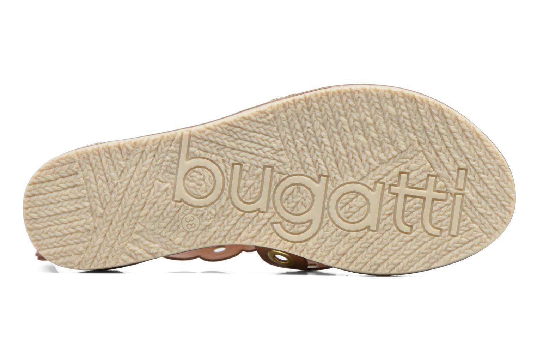 Sandales et nu-pieds Bugatti Jodie V6582-6N Marron vue haut