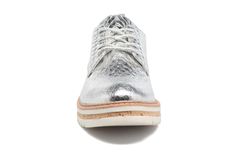 Grandes descuentos últimos zapatos Bugatti Fee V7001-PR6L (Plateado) - Zapatos con cordones Descuento