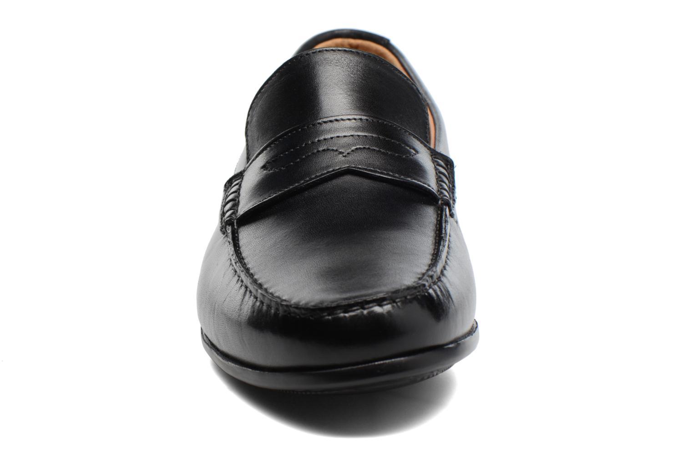 Loafers Clarks Claude Lane Svart bild av skorna på