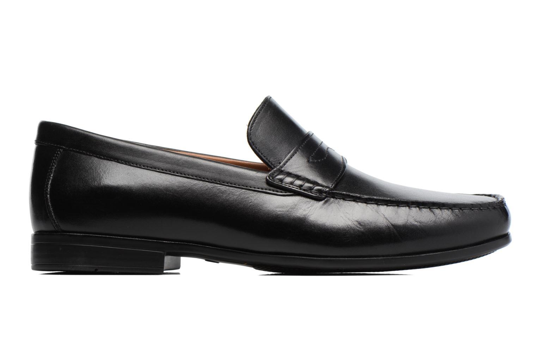 Claude Lane Black leather