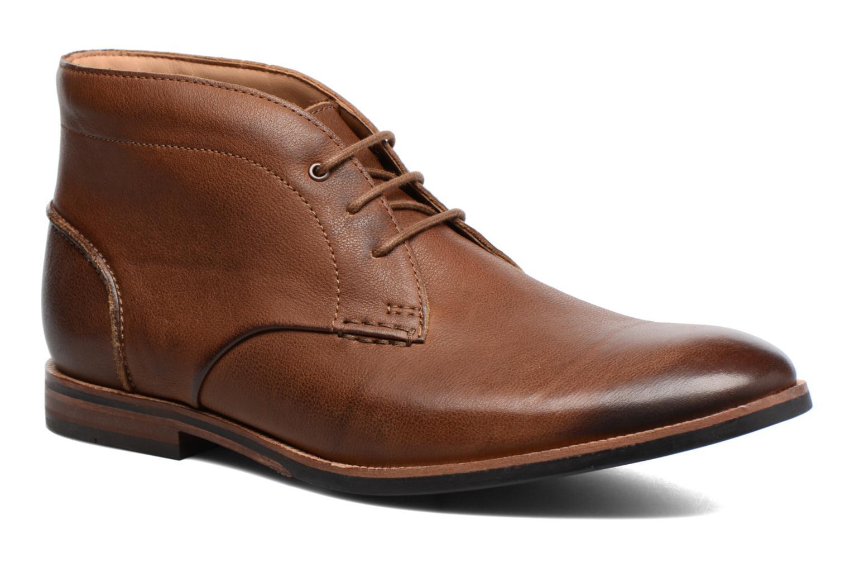 Clarks Broyd Mid (Marron) - Bottines et boots chez Sarenza (285987)
