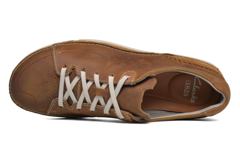 Trikeyon Mix Tan Leather