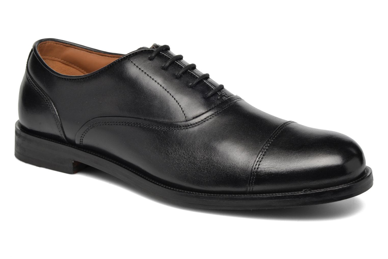 Clarks Coling Boss (Noir) - Chaussures à lacets chez Sarenza (286009)