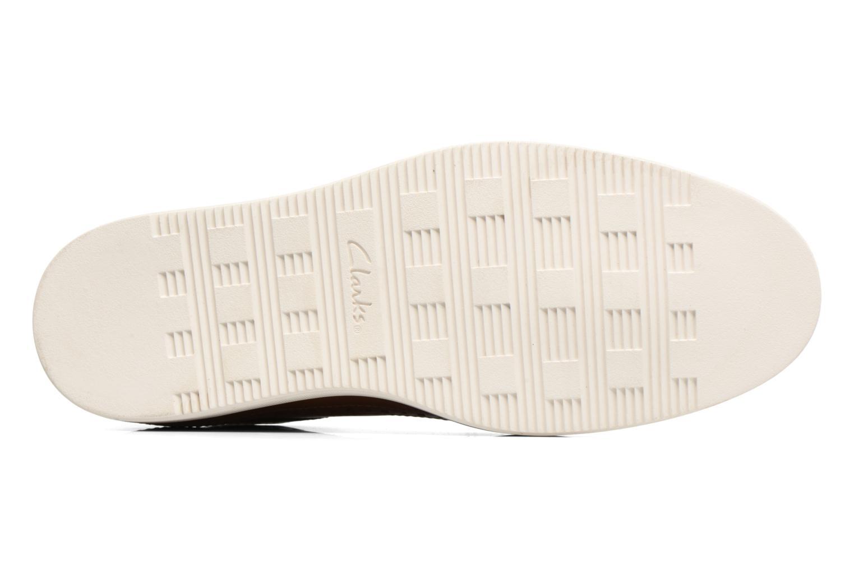 Scarpe con lacci Clarks Calderon Limit Marrone immagine dall'alto