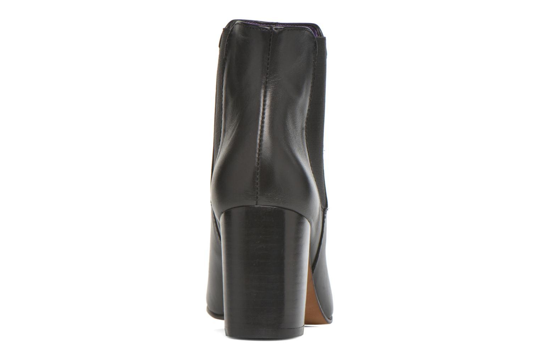 Bottines et boots Anaki Angèle Noir vue droite