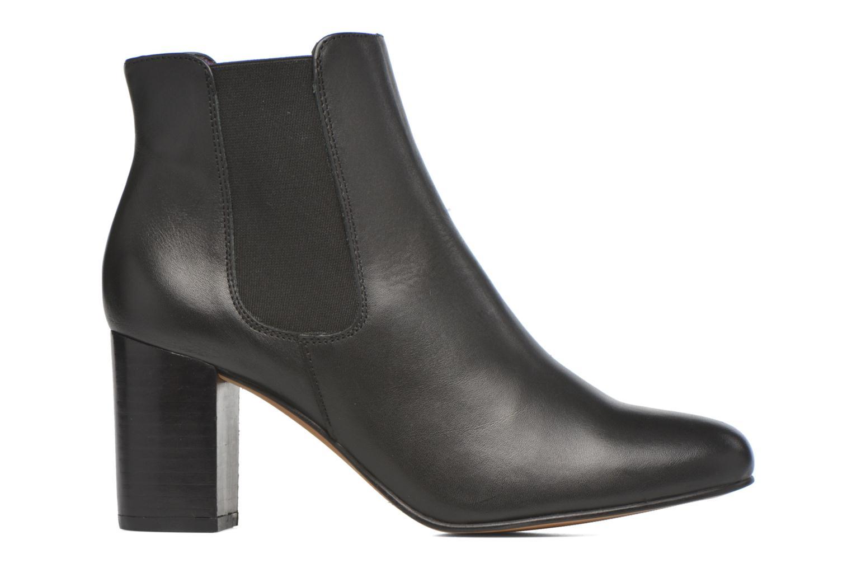 Bottines et boots Anaki Angèle Noir vue derrière
