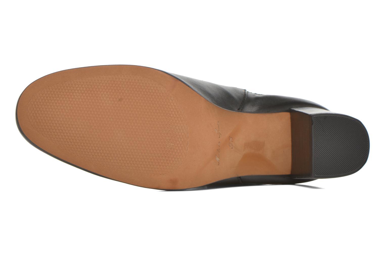 Bottines et boots Anaki Angèle Noir vue haut
