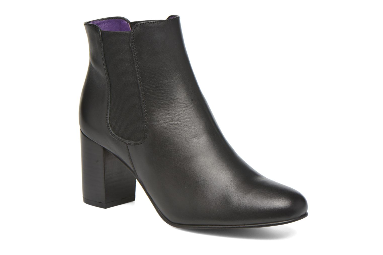 Bottines et boots Anaki Angèle Noir vue détail/paire