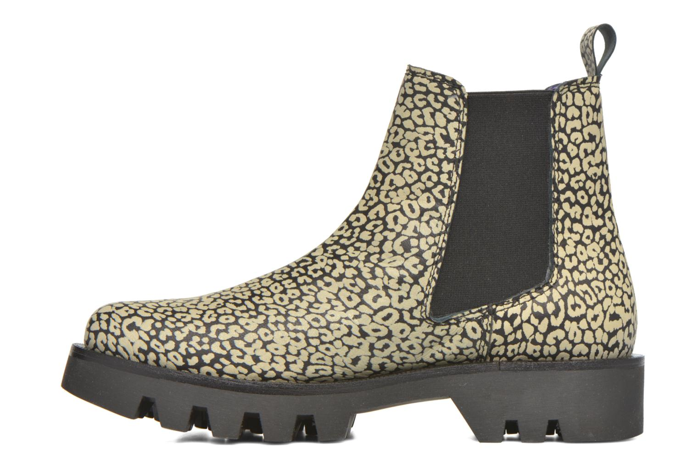 Bottines et boots Anaki Roger Noir vue face