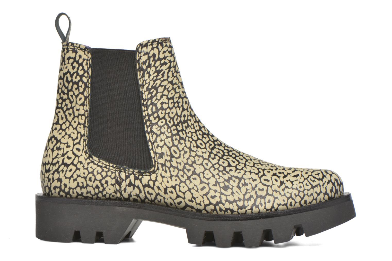 Bottines et boots Anaki Roger Noir vue derrière