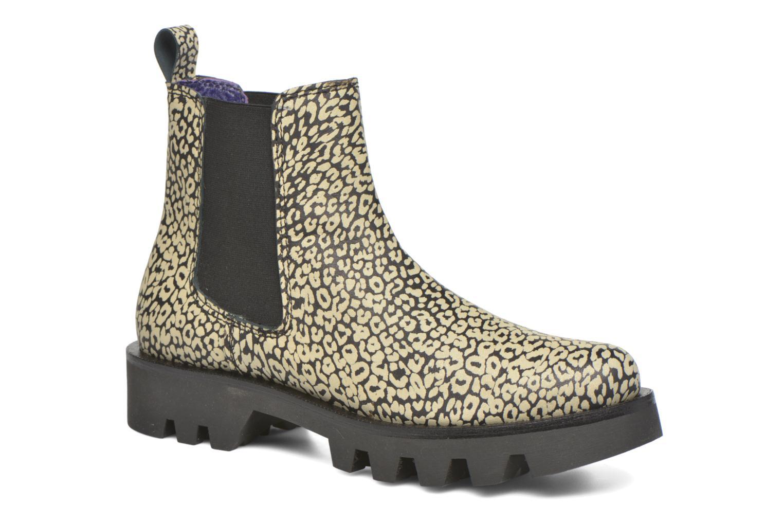 Bottines et boots Anaki Roger Noir vue détail/paire