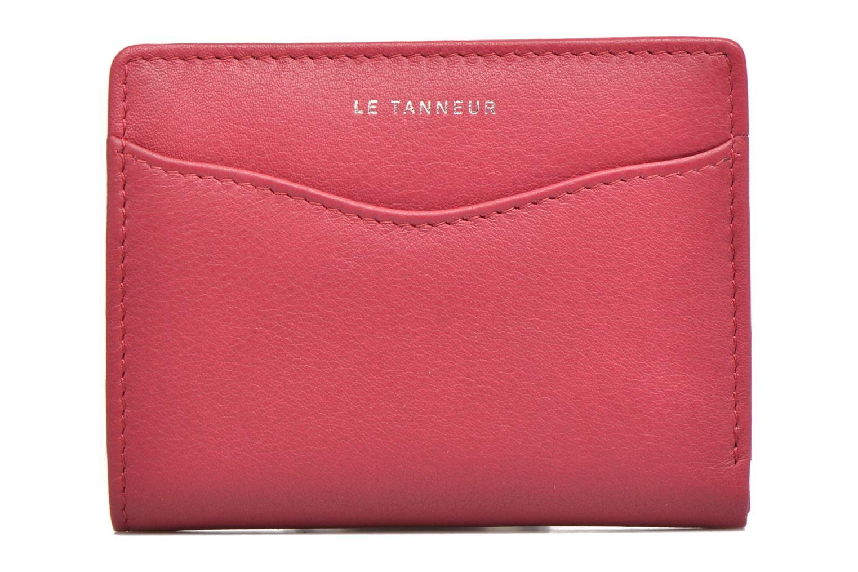 Petite Maroquinerie Le Tanneur VALENTINE Porte-cartes anti-RFID Rose vue gauche