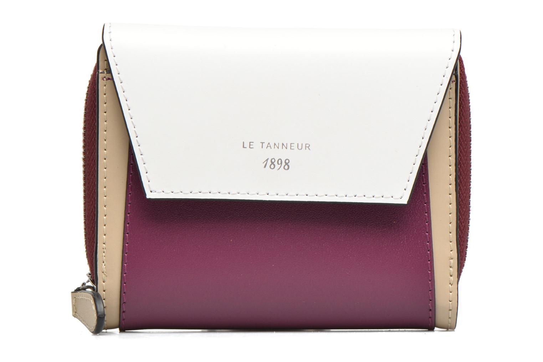 Pelletteria Le Tanneur LILY Porte-monnaie zippé Multicolore immagine sinistra