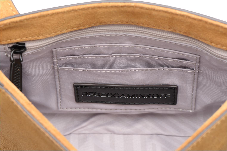 RAPTURE SMALL SHOULDER BAG SAND MULTI TASSEL 871