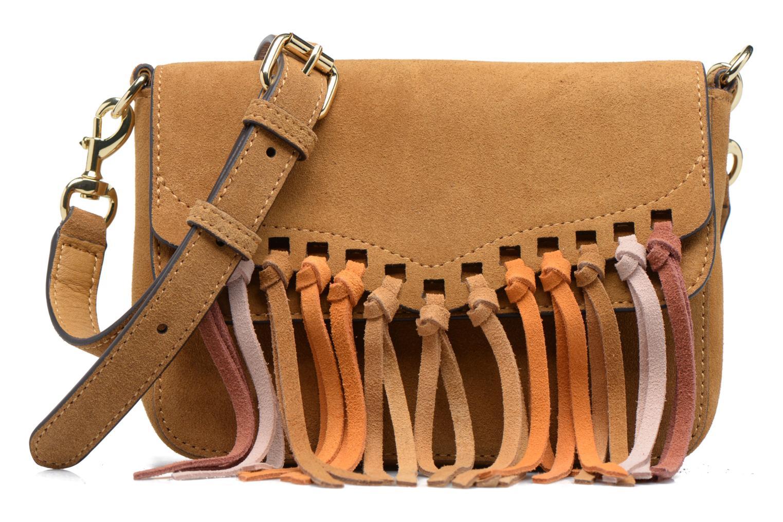 Sacs à main Rebecca Minkoff RAPTURE SMALL SHOULDER BAG Beige vue détail/paire