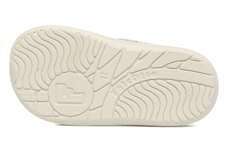 Sandali e scarpe aperte Naturino Agata 1570 Oro e bronzo immagine dall'alto