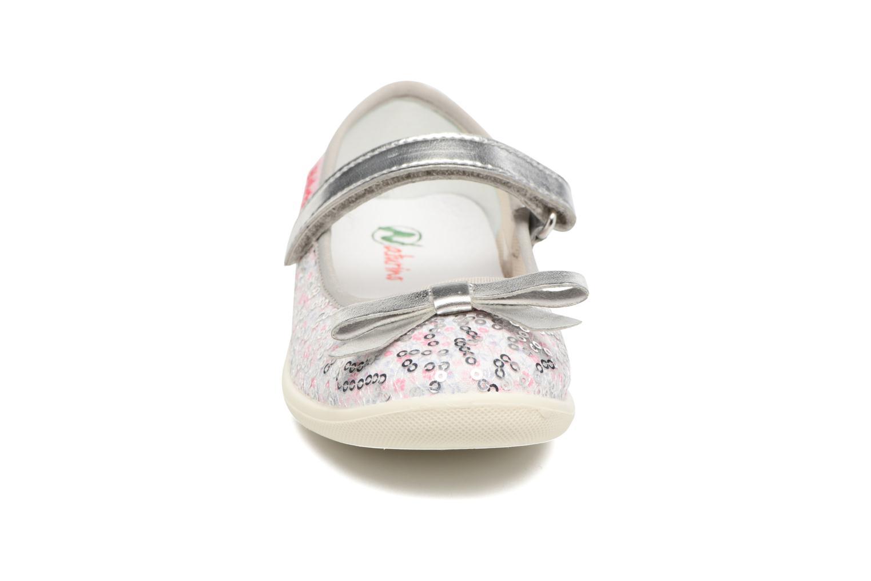 Ballerines Naturino Gulia 8076 Multicolore vue portées chaussures