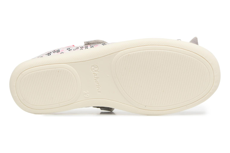 Gulia 8076 Bianco Fiori Multi