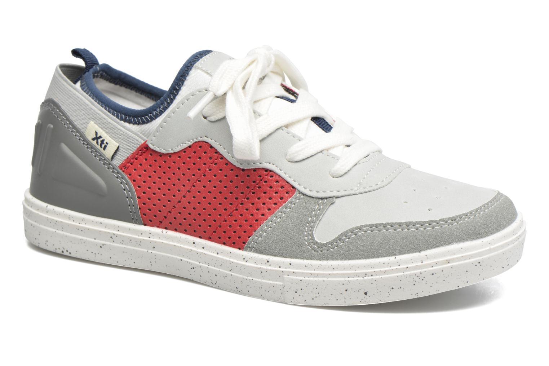 Sneakers Xti Axel Grijs detail
