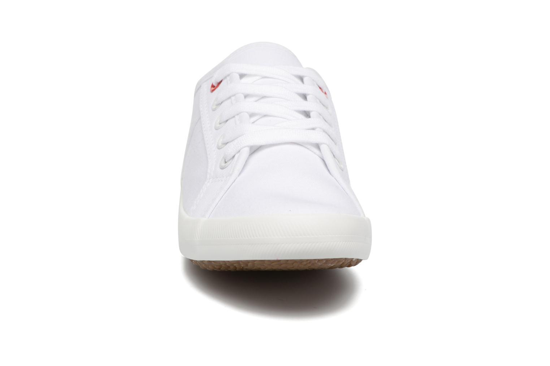 Sneaker I Love Shoes GOLCEN weiß schuhe getragen