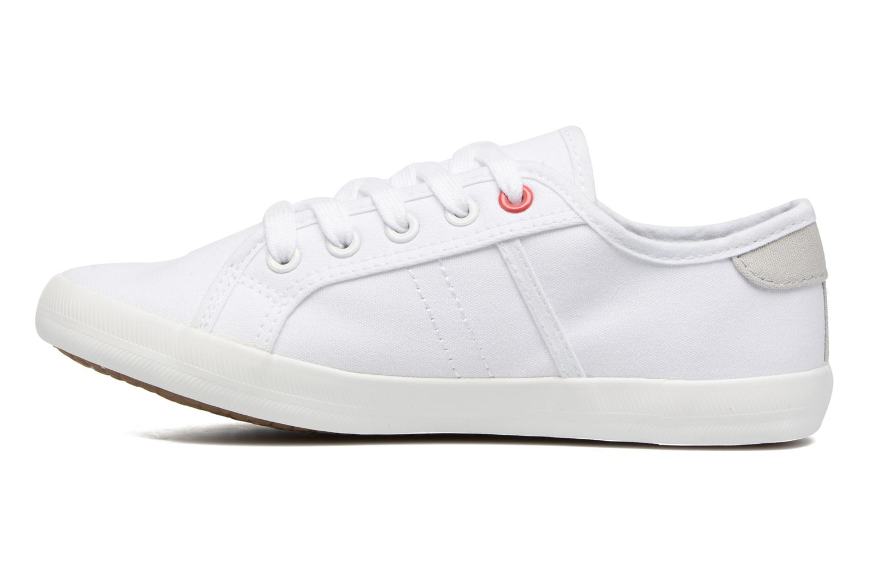 Sneaker I Love Shoes GOLCEN weiß ansicht von vorne