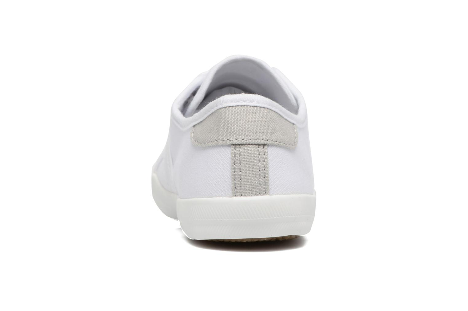 Baskets I Love Shoes GOLCEN Blanc vue droite