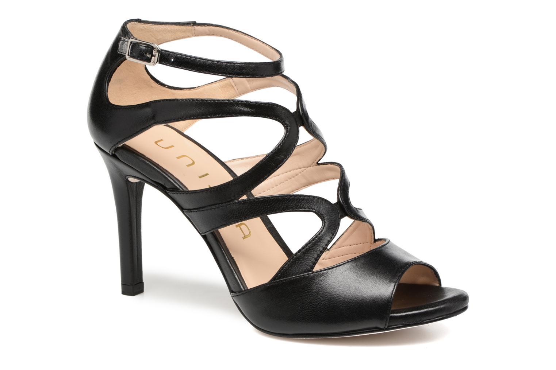 Unisa Wence (Noir) - Sandales et nu-pieds chez Sarenza (286309)